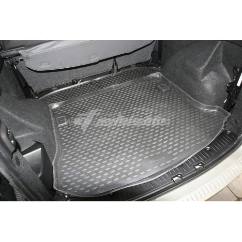Коврик в багажник LADA Largus, 2012 ун. 5 мест.