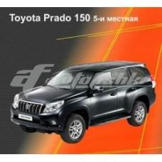 Чехлы на сиденья для Toyota Land Cruiser Prado 150 (Араб) (5 мест) 2009-... EMC Elegant