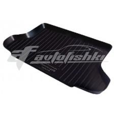 Коврик в багажник на Chevrolet Lacetti HB (04-)