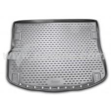 Резиновый коврик в багажник на Land Rover Range Rover Evoque 2011-... Novline