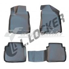 Коврики резиновые на MG 350 SD (12-) тэп к-т