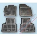 Коврики резиновые для Daewoo Matiz 2005-2009