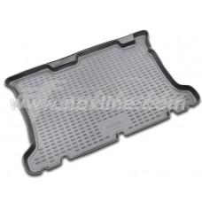 Резиновый коврик в багажник на Hyundai Matrix 2001-2010 Novline (Element)