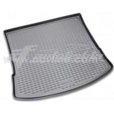 Резиновый коврик в багажник на Mazda 5 I (длинный) 2005-2010 Novline (Element)