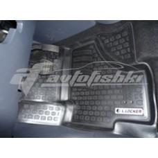 Резиновые коврики на Mitsubishi Colt 2004-... Lada Locker