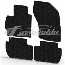 Коврики в салон резиновые Mitsubishi Outlander XL 2006-2012 Frogum