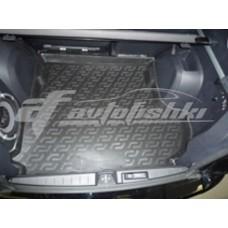 Коврик в багажник на Mitsubishi Outlander XL (с сабвуфером) 2006-2012 Lada Locker