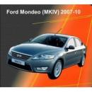 Чехлы на сиденья для Ford Mondeo Sedan с 2007-13 г