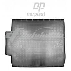 Резиновый коврик в багажник для Land Rover Discovery V 2017-... Norplast