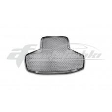 Резиновый коврик в багажник на Lexus GS III 2005-2012 Novline (Element)