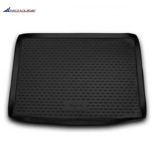 Коврик в багажник резиновый для MERCEDES B-Class W246 2011-… Novline