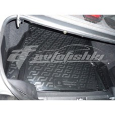 Коврик в багажник на Daewoo Nexia (05-)