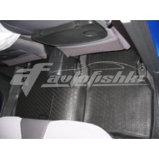 Резиновые коврики на Nissan Note I 2005-2013 Lada Locker