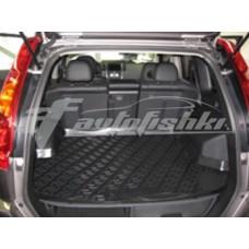 Коврик в багажник на Nissan X-Trail T31 (с органайзером) 2007-2014 Lada Locker