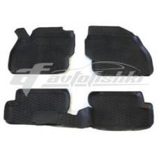 Резиновые коврики на Opel Corsa D 2006-2014 Lada Locker