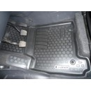 Коврики резиновые на  Opel Меriva (02-) тэп к-т
