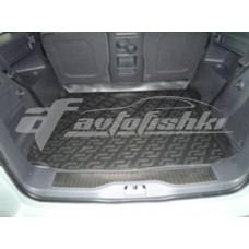 Коврик в багажник на Opel Zafira B 2005-2014 Lada Locker