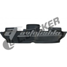 Резиновые коврики на Opel Zafira C (3 ряд) 2012-2019 Lada Locker