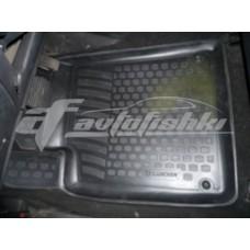 Коврики резиновые на Peugeot 407 (04) тэп к-т