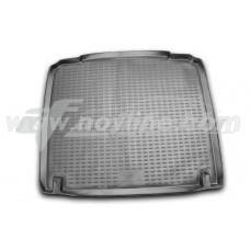 Коврик в багажник PEUGEOT 407 2004 , сед. (полиуретан)