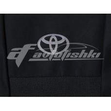 Чехлы на сиденья для Toyota Corolla 2013-2019 EMC Elegant