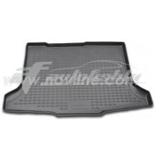 Резиновый коврик в багажник на Suzuki SX4 I Hatchback (хэтчбек) 2006-2013 Novline (Element)