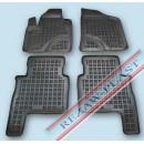 Коврики резиновые для Hyundai Santa Fe II 2007-2012