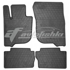 Резиновые коврики в салон Mitsubishi Pajero Sport III 2016-... Stingray