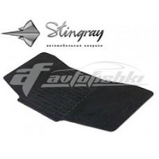 Перемычка резиновая UNI Tunel (универсальная) (черная) Stingray