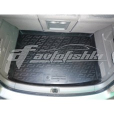 Коврик в багажник на Chevrolet Rezzo (Tacuma) (04-)