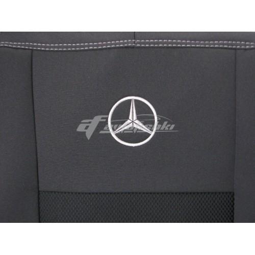 Чехлы на сиденья для Mercedes Sprinter (1+1) с 2006 г