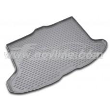 Резиновый коврик в багажник на Volvo C30 2006-2013 Norplast
