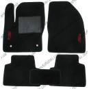 Коврики текстильные для Ford Kuga `13- Черные