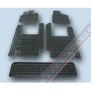 Коврики резиновые для CHRYSLER Voyager V 2006- 7 сидений