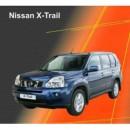 Чехлы на сиденья для Nissan Х-Trail  с 2007-10 г