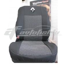 Чехлы на сиденья для Renault Megane III цельный