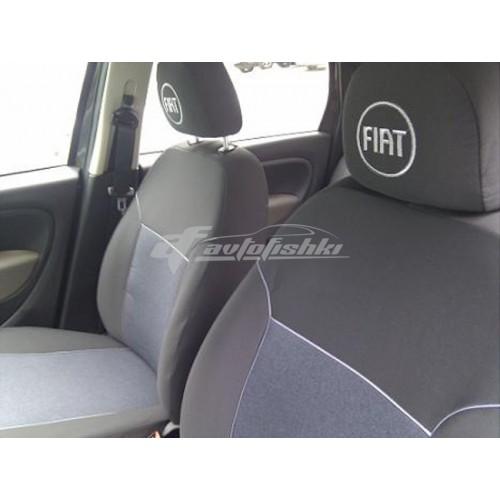 Чехлы на сиденья для Fiat Sedici Hatchback с 09-2013 г