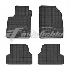 Коврики в салон резиновые Chevrolet Trax / Tracker 2013-...  Frogum