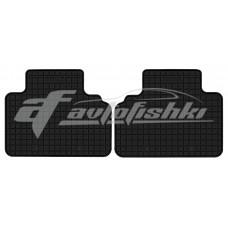 Коврики резиновые в салон FORD Custom 2 ряд 2012-… Frogum