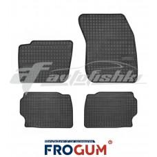 Коврики в салон резиновые Ford Fusion USA (американец) 2012-... Frogum
