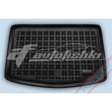 Коврик в багажник резиновый для Mazda CX-3 (верхний) 2015-... Rezaw-Plast