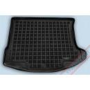 Резиновый коврик в багажник для MAZDA 3 Sedan 2009-2013 RezawPlast
