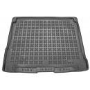 Резиновый коврик в багажник VOLVO XC60  2017-… RezawPlast