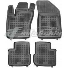 Резиновые коврики в салон FIAT Tipo Hatchback 2015-… RezawPlast