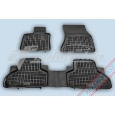 Коврики в салон резиновые для BMW X5 F15 2013-2019 Rezaw-Plast