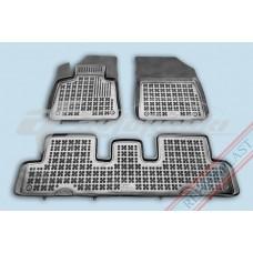 Коврики в салон резиновые для Citroen C4 Picasso II 2013-... Rezaw-Plast