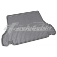 Резиновый коврик в багажник на Daewoo Lanos Sedan (седан) 1997-... Novline (Element)