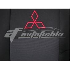 Чехлы на сиденья для Mitsubishi Outlander III 2012-2020 EMC Elegant