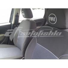 Чехлы на сиденья для Fiat Qubo c 2008 г.