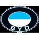 Резиновые коврики для авто BYD